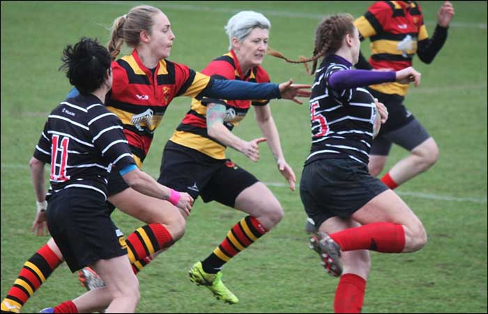 Darlington Rugby FC Womens First XV