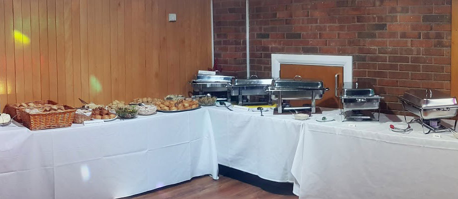 Catered events Darlington